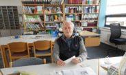 Doktor Frank-Joachim Simon: eine Ikone am SGS!
