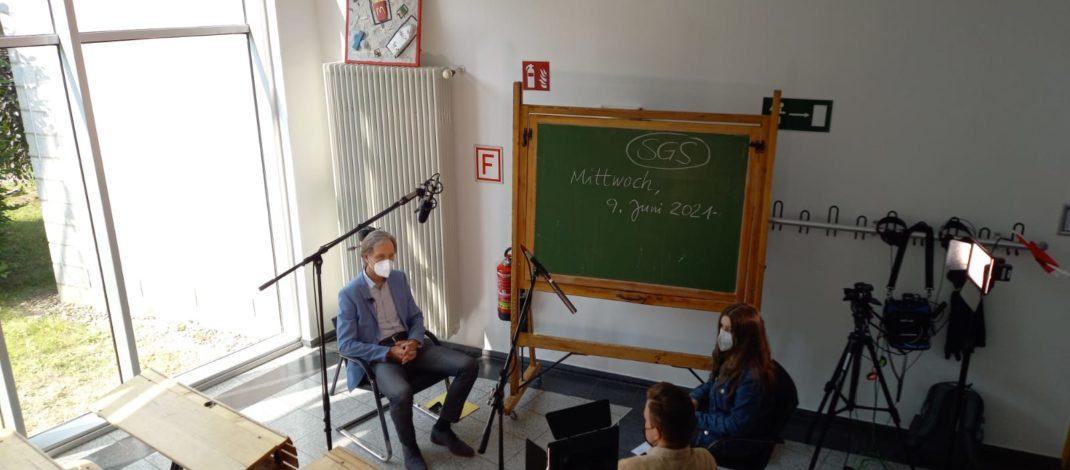 Ulrich Walter: Das Abschiedsinterview